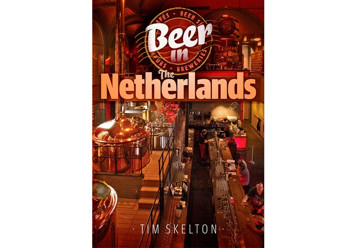 Book cover Beer in the Netherlands