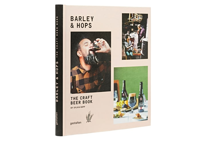 Book cover Barley & Hops