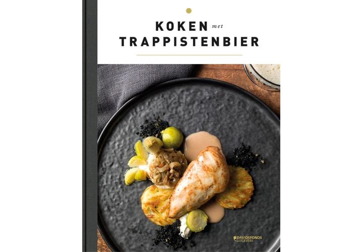 Book cover Koken met Trappistenbier