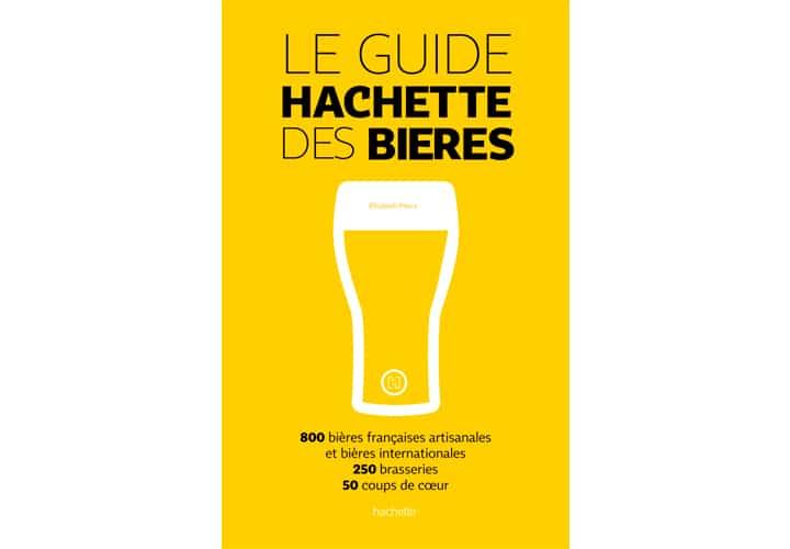 Book cover Le Guide Hachette des Bières_FR
