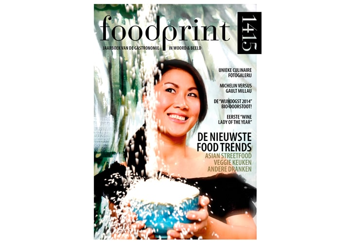 Book cover Foodprint