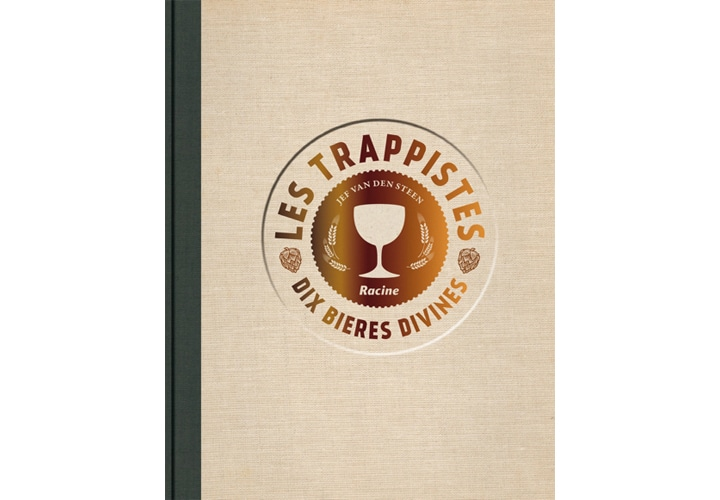 Book cover Les Trappistes-FR