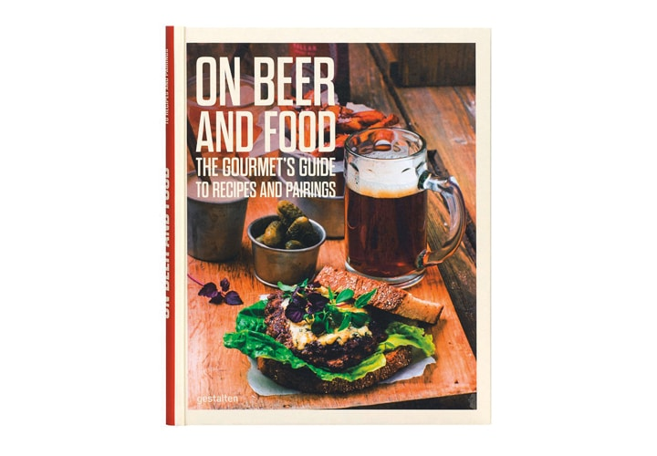Book cover On Beer and Food