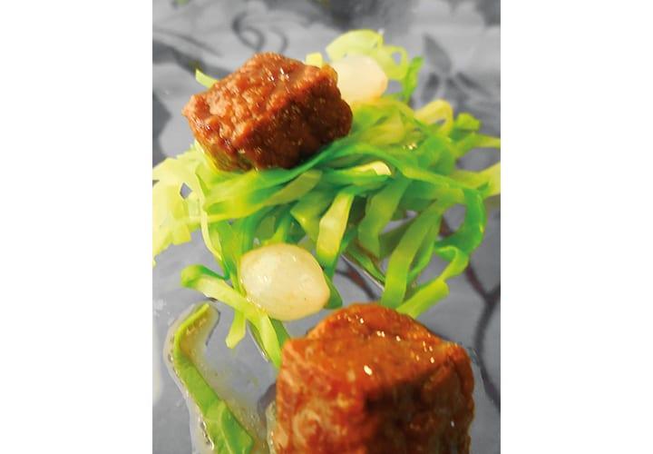 Foodpairing Gestoofd hertenvlees - Ragout de cerf