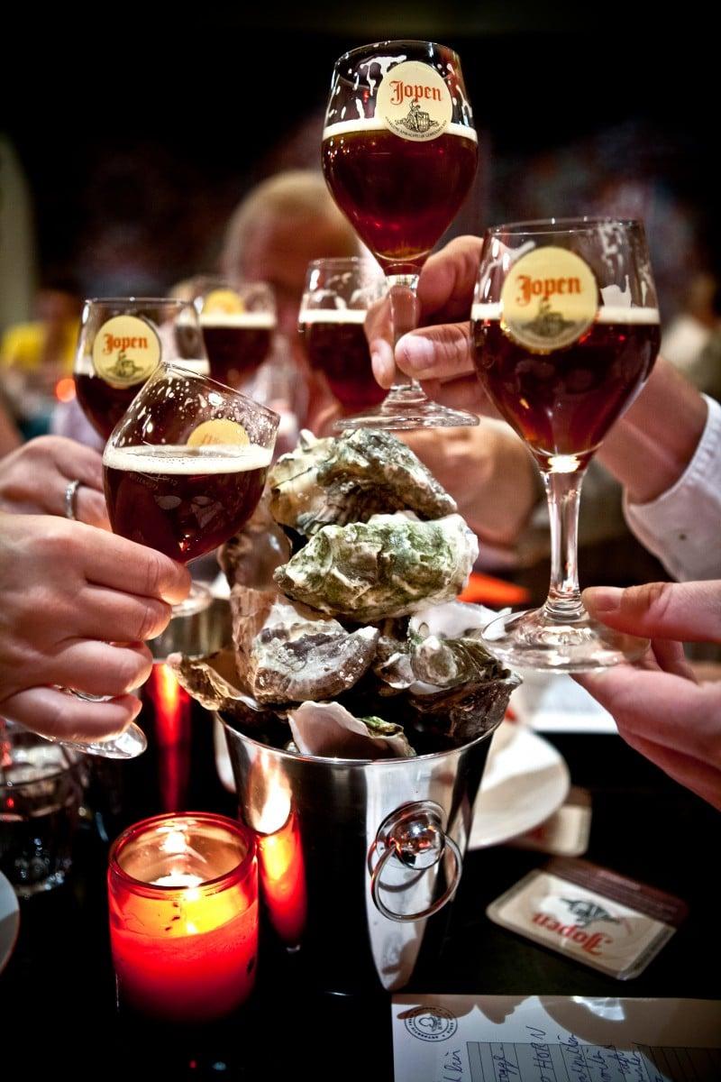 Foodpairing Oesters & Bier - Les Huitres & la Bière 3