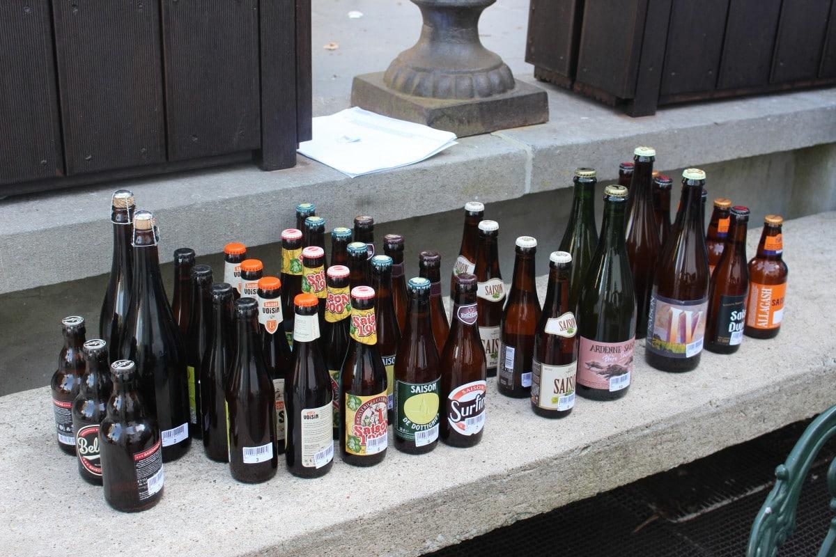 Het is weer zomer voor de saison - Au fil des saisons belges 1