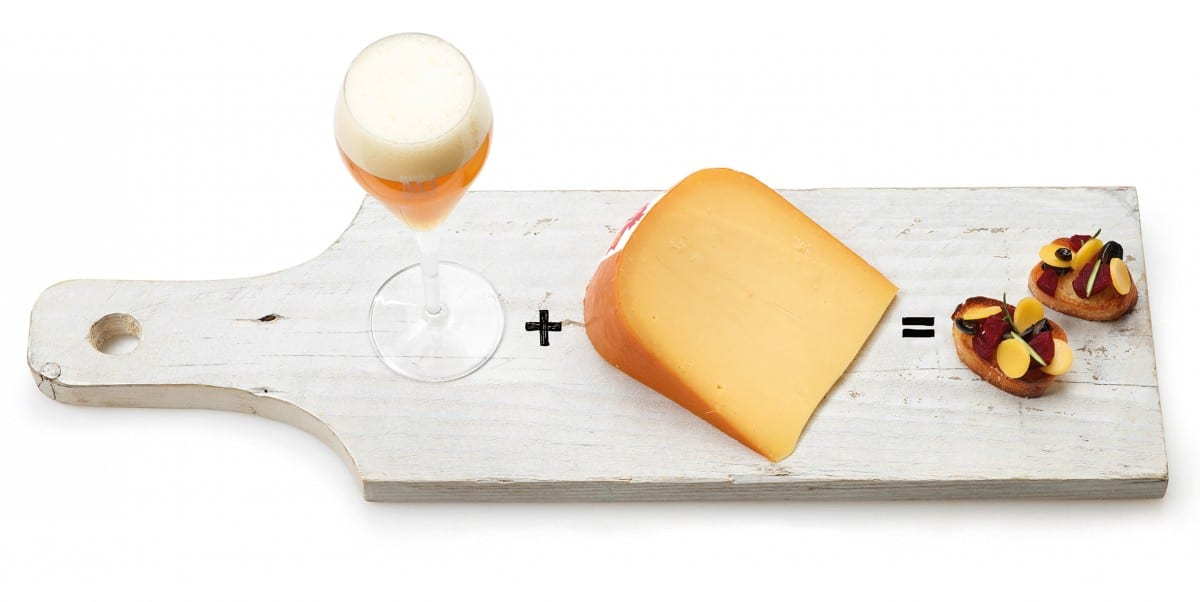 Brèves de Comptoir - Tussen Pot & Pint Bier, Kaas & Gastronomie