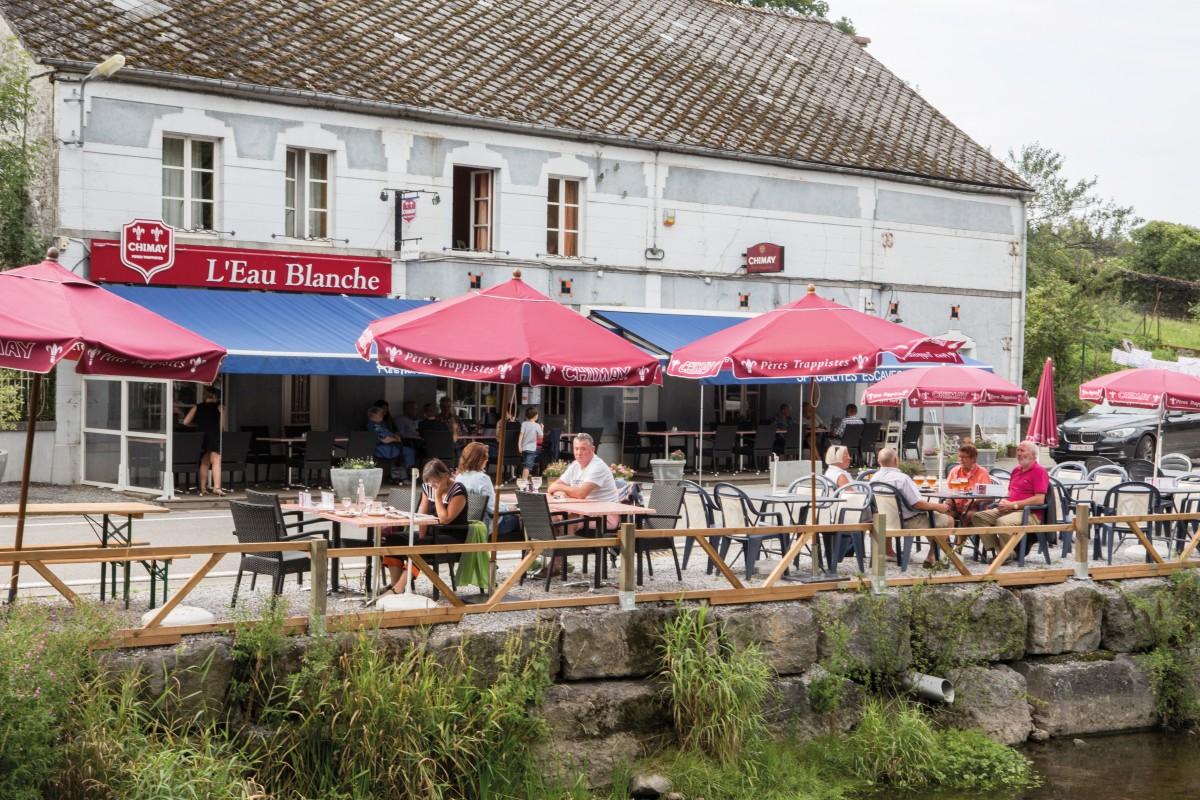 Zalig Tafelen - Bonnes Adresses L'Eau Blanche