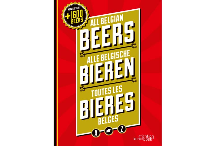 Book cover All Belgian Beers