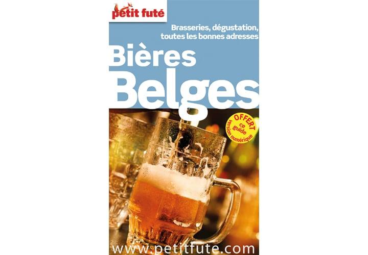 Book cover Bières Belges_FR 2