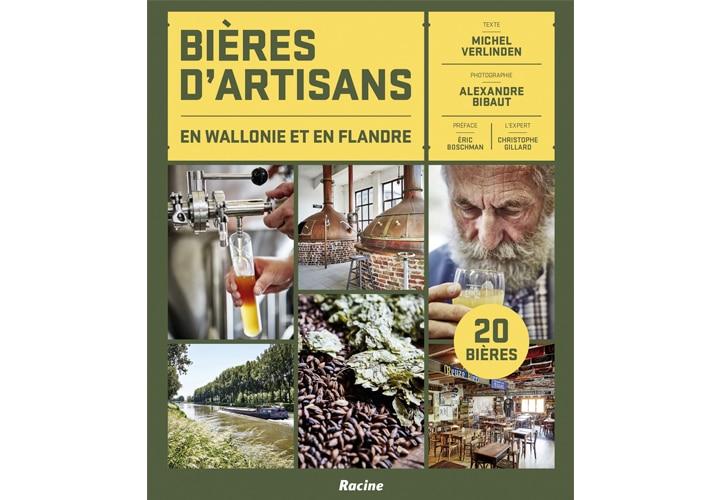 Book cover Bières d'Artisans_FR