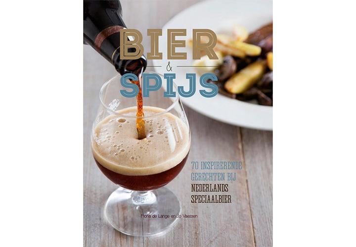Book cover Bier & Spijs_NL