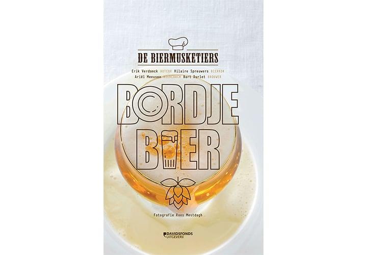 Book cover Bordje  Bier_NL