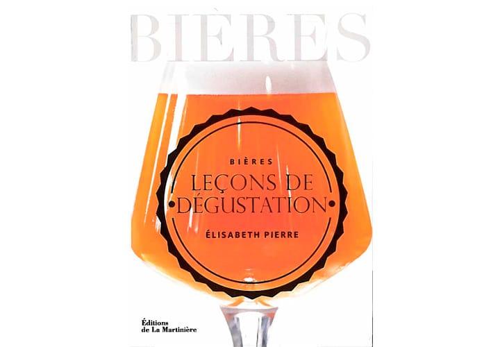 Book cover Leçons de dégustation_FR