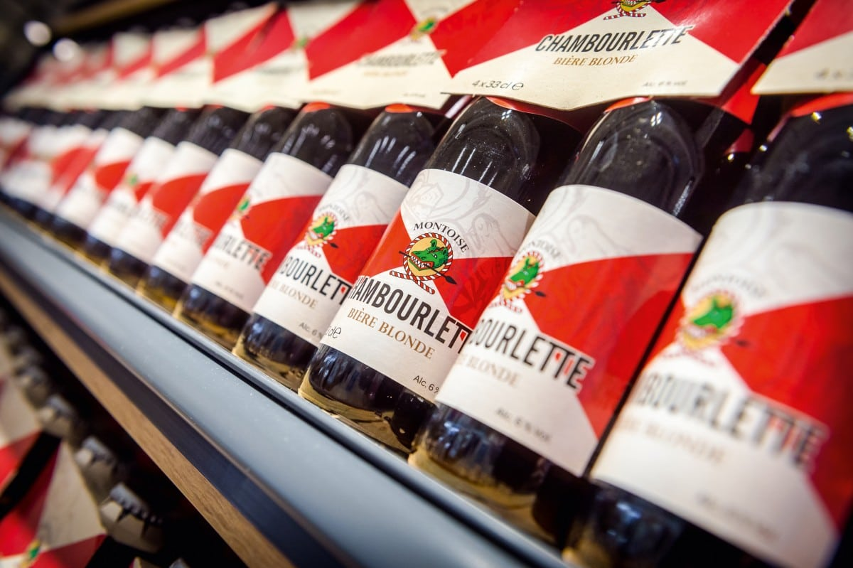 Carrefour lanceert eigen microbrouwerij - Carrefour se lance dans la micro-brasserie 3