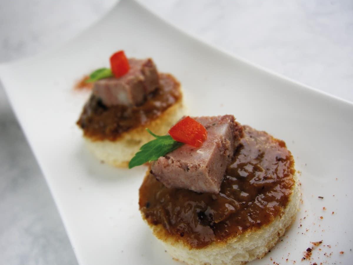 Foodpairing Dadelpuree - Purée de Dattes