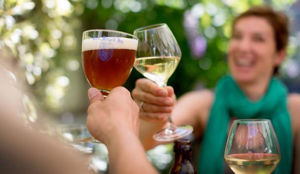 Week-end découverte des vignobles et brasseries de Wallonie