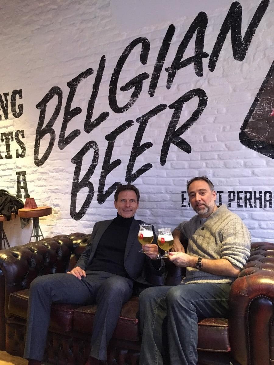 Bernard Moortgat & Jean Philippe Bosman (2)