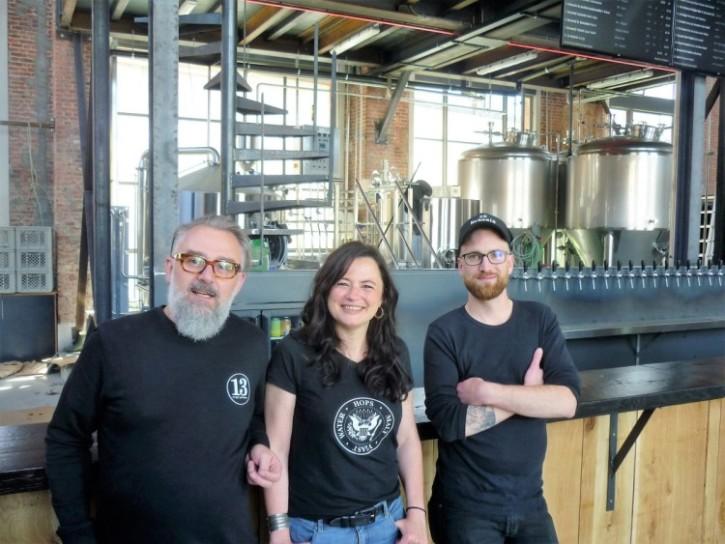 Dok Brewing Company: Dimtri Messiaen, Daniella Provost, Janos De Baets