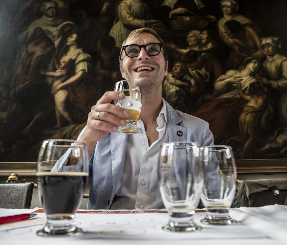 Brussels Beer Challenge 2015 - tasting ∏ Bart Van der Perre - highres (37 of 54)