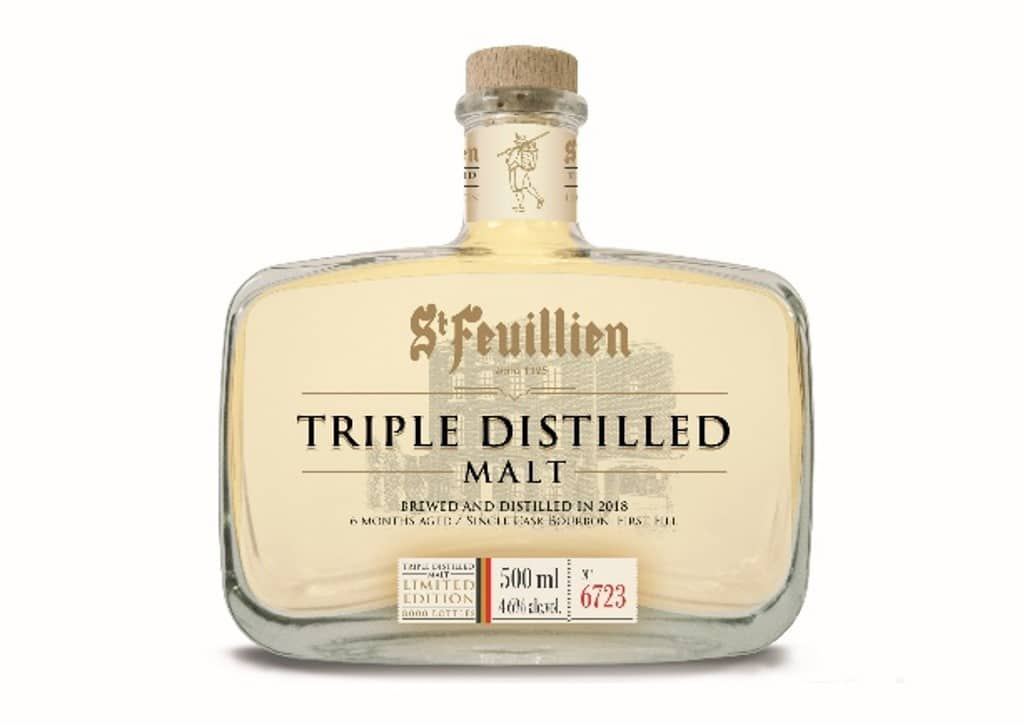 Triple Distilled