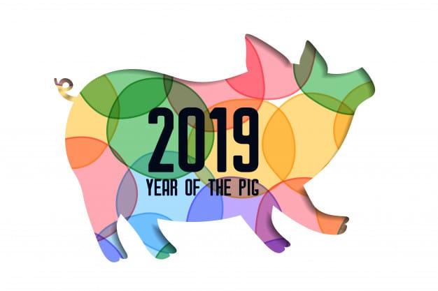 kleurrijk-papercutvarken-voor-het-gelukkige-chinese-nieuwe-jaar-van-2019_1017-17094