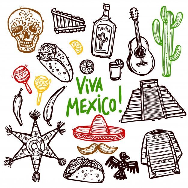 mexico-doodle-set_1284-7328