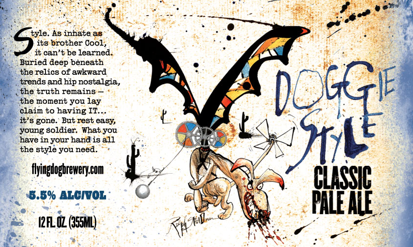 FlyingDog_DoggieStylelabel