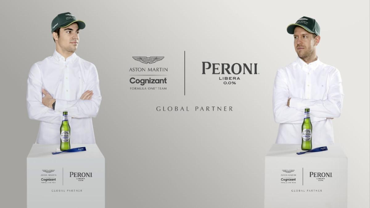 Peroni-Aston-Martin